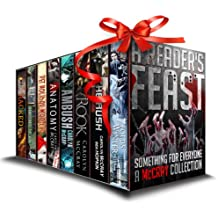 A Reader's Feast: 300,000+ word multi-genre collection of 3 full-length novels,3 novellas + 4 short stories for the voracious reader (A McCray Collection) (English Edition)