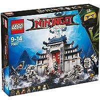 LEGO - 70617 - Ninjago - Jeu de Construction - Le Temple de l'Arme Ultime Suprême