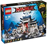 LEGO Ninjago Movie 70617 Temple of The Ultimate Weapon Toy
