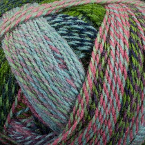 Schoppel-Wolle Crazy Zauberball 2170_ Blasser Schimmer VE: 100g