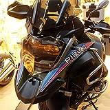 XX Ecommerce Motorrad 3D Silikon Panzer Seite Pad Abziehbild Aufkleber Emblem Festgelegt für 2013-2016 BMW R1200GS ADV 2014 2015