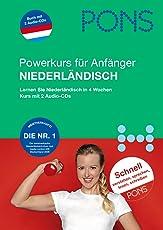 PONS Power-Sprachkurs für Anfänger Niederländisch. Buch und 2 Audio-CDs: Lernen Sie Niederländisch in 4 Wochen