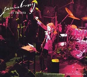 Gainsbourg...Et Caetera - Enregistrement Public Au Théatre Le Palace