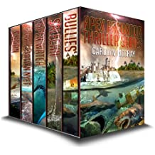Apex Predator Thriller Series Collection (Including the blockbuster new shark park thriller, Salechii) (English Edition)