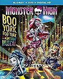 Monster High: Boo York Boo York [USA] [Blu-ray]