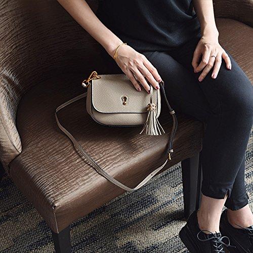 Tasca mini obliqua zaino Versione coreana del piccolo pacchetto di borse retrò borsa borsa borsa borsa pacchetto di svago ( Colore : Taro colori ) Taro colori