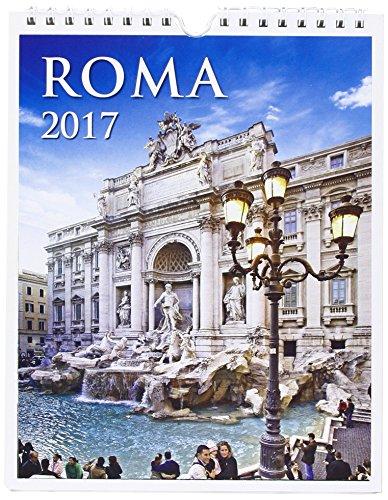 Calendario 21 mesi 2017 Roma Fontana di Trevi