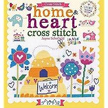 Home & Heart Cross Stitch