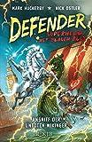 Defender - Superheld mit blauem Blut. Angriff der untoten Wikinger - Mark Huckerby