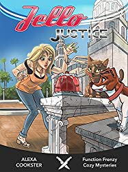 Jello Justice: A Cozy Murder Mystery (Function Frenzy Cozy Mysteries Book 3) (English Edition)