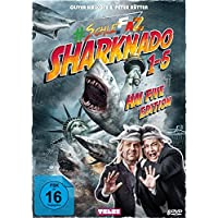 #SchleFaZ - Sharknado 1-5 Hai Five Edition