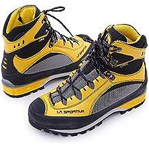 96e6fe7d75f94 LA SPORTIVA Trango S Evo - scarponi escursionismo - giallo (45)