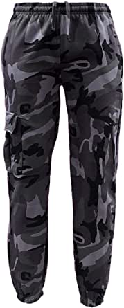 Game Mens Army ACU Digital Camouflage Jogging Bottoms