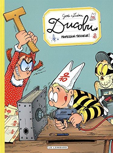 Ducobu  - tome 23 - Profession: tricheur!