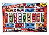 #1: Indigo Creatives Kids Hobby 25 Nos Dinky Toy Cars Set Game (Mutlicolor)