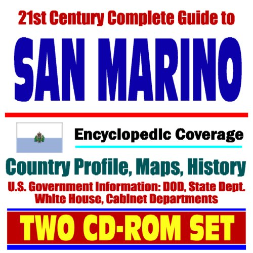 21st Century Complete Guide to San Marin...