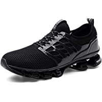 Mens Sport Running Shoes Fashion Casual Comfort Breathable Soft Sole Athletic Trial Sneakers