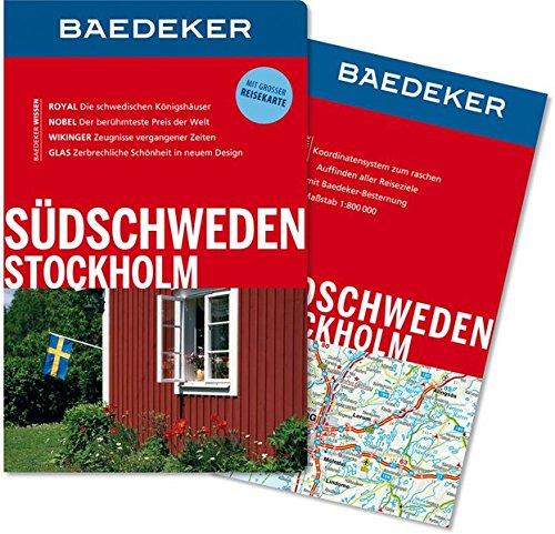 Baedeker Reiseführer Südschweden, Stockholm: mit GROSSER REISEKARTE: Alle Infos bei Amazon