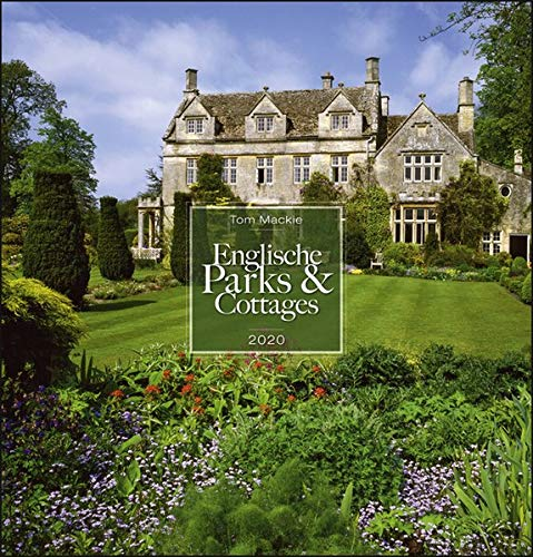 Englische Parks Cottages 2020 46x48cm