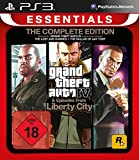 GTA 4 Complete Edition - Essentials (FSK 18) (PS3)