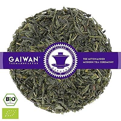 "N° 1166: Thé vert bio ""Sencha"" - feuilles de thé issu de l'agriculture biologique - GAIWAN® GERMANY - thé vert de Chine"