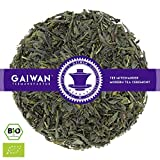 "N° 1166: Thé vert bio ""Sencha"" - feuilles de thé issu de l'agriculture biologique - 250 g - GAIWAN® GERMANY - thé vert de Chine"