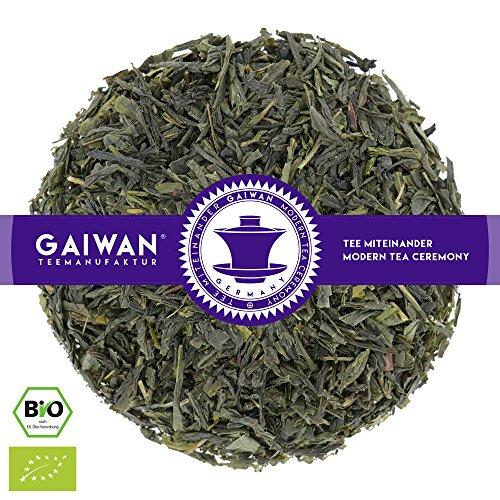 Nr. 1166: BIO Grüner Tee Sencha
