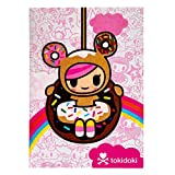 Tokidoki Donutella A5 Notebook (Pink)