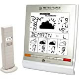 La Crosse Technology WD9541 Station Météo France - Blanc