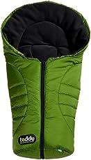 Odenwälder 11310-550 Schalensitz Fusssack Teddy one2 grün