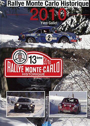 13 éme Rallye Monte Carlo Historique 2010