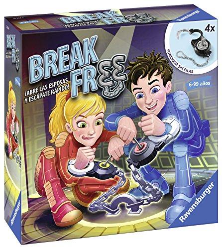 Ravensburger 21324 -  Juego Break Free