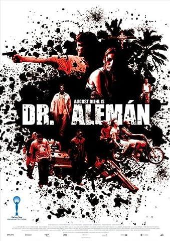 Dr. Alemán Plakat Movie Poster (27 x 40 Inches - 69cm x 102cm) (2008) German