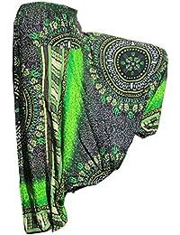 PANASIAM Aladin Pants, Design-style: Maoi (limitierte Auflagen), in vielen Farben, passt M bis L, Hingucker, Blitzversand.
