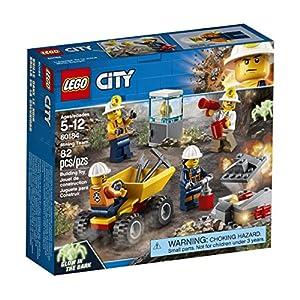 LEGO- Harry Potter Team della Miniera, Multicolore, 60184  LEGO