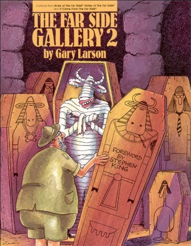 The Far Side Gallery 2 by Larson, Gary (1986) Paperback