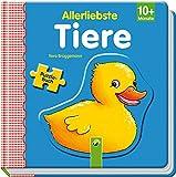 Allerliebste Tiere - Puzzlebuch - Vera Brüggemann