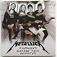 Metallica LIVE GARAGE DAYS REVISITED 2018 World Wired Tour CD+DVD set in digisleeve