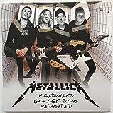 Metallica LIVE GARAGE DAYS REVISITED 2018 World Wired Tour CD+DVD set in digisleeve