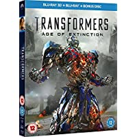 Transformers: Age of Extinction [2Blu-Ray]+