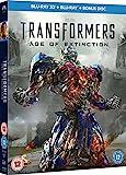 Transformers: Age of Extinction [Blu-ray 3D + Blu-ray + Bonus Disc] [Region Free]