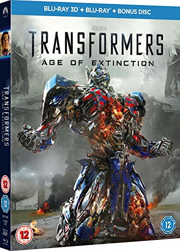 Transformers: Age of Extinction [2Blu-Ray]+[Blu-Ray 3D] (IMPORT) (Keine deutsche Version)