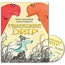 Tyrannosaurus Drip Book and CD Pack (Book & CD) by Julia Donaldson (2008-07-04)