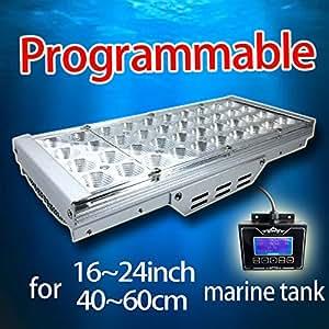 Dsuny Smart Marine Light For 16 Quot 24 Quot Aquarium Tank Coral