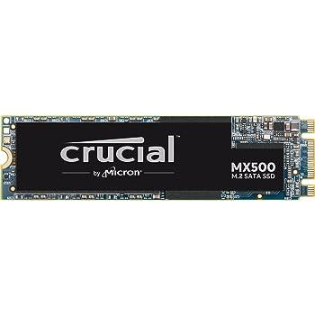 Crucial CT250MX500SSD4 SSD interne MX500 (250Go, 3D NAND, SATA, M.2 (2280)