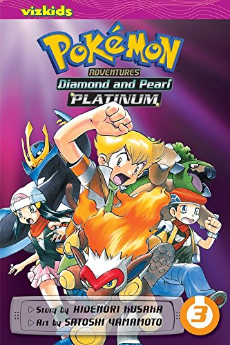 POKEMON ADV PLATINUM GN VOL 03 (C: 1-0-1) (Pokemon Adventures Diamond & Pearl Platinum) by Hidenori Kusaka (18-Oct-2011) Paperback