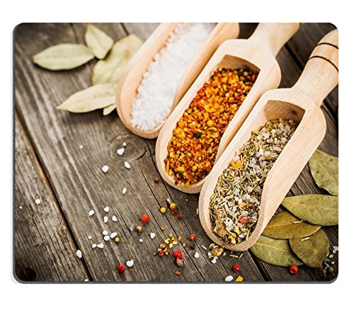 luxlady-gaming-mousepad-image-id-34527752-mixed-spices-for-fish-and-chicken-cooking-and-salt-in-wood
