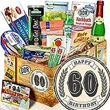 60 Geburtstag | Geschenkset DDR | DDR Spezialitäten-Box