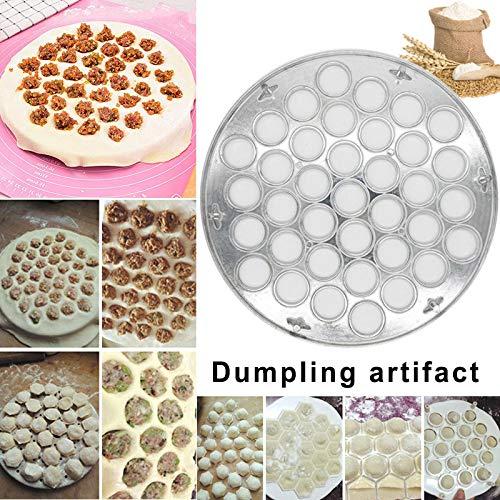 Symboat Herramientas Molde Dumpling 37Agujeros Aluminio