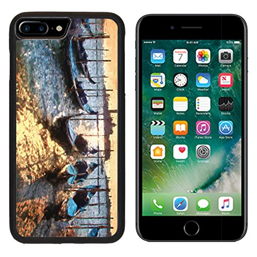 msd-premium-apple-iphone-7-plus-aluminum-backplate-bumper-snap-case-iphone7-plus-venice-with-gondola